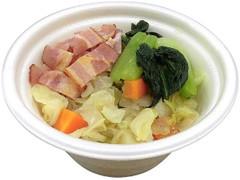 セブン-イレブン 1/2日分の野菜!青梗菜コンソメスープ