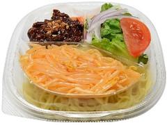 セブン-イレブン ピリ辛スープの冷し肉味噌担々麺