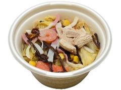 セブン-イレブン 鶏白湯仕立ての野菜ちゃんぽんスープ