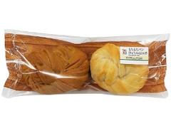セブン-イレブン もちもちパン キャラメル&ミルク