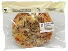 セブン-イレブン たっぷりえりんぎと舞茸のもっちりピザパン