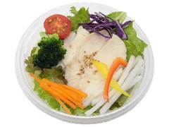 セブン-イレブン サラダチキンと11種野菜のサラダ