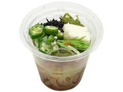 セブン-イレブン 沖縄県産もずくの春雨つるりんサラダ