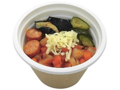 セブン-イレブン 1/2日分の野菜!夏野菜のトマトスープ