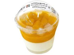 セブン-イレブン シトラスジュレ&レアチーズ
