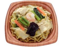 セブン-イレブン 炒め麺が香ばしい!八宝菜焼そば