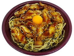 セブン-イレブン 鶏スパ 唐揚げ和風パスタ