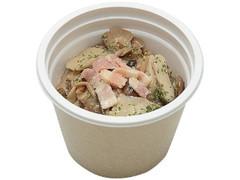 セブン-イレブン 秋の味覚!6種きのこのクリームスープ