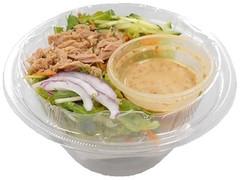 セブン-イレブン 野菜と食べる!豆腐とツナのサラダ