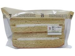 セブン-イレブン 濃厚クリームが決め手!牛乳パン