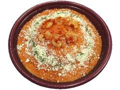 セブン-イレブン たっぷりチーズの海老トマトクリームパスタ