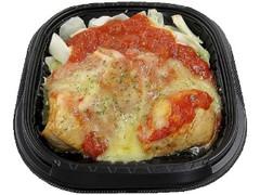 セブン-イレブン 濃厚トマトソースのチーズチキン丼