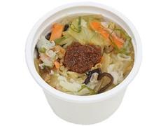 セブン-イレブン 1/2日分の野菜!辛味噌スープ