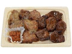 セブン-イレブン 辛味噌で食べる!炭火焼豚カシラ&サガリ