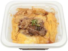 セブン-イレブン 牛肉の玉子とじ