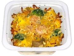 セブン-イレブン インカのめざめ チーズ 焼海老&ブロッコリー