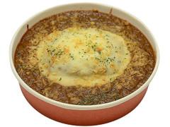 セブン-イレブン 肉汁ジュワッと!大盛ハンバーグカレードリア