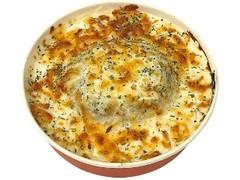セブン-イレブン チーズinハンバーグ クリームソースドリア