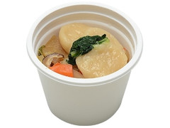 セブン-イレブン 根菜とすいとんの和風スープ