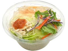 セブン-イレブン ソースたっぷり明太子クリームのパスタサラダ