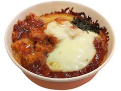 セブン-イレブン チーズサムギョプサル 焼肉屋の焼飯ドリア