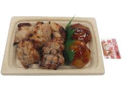 セブン-イレブン 若鶏の炭火焼き&軟骨入りつくね 七味付き