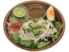 セブン-イレブン 徳島県産すだち入り!蒸し鶏サラダ