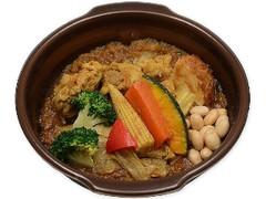 セブン-イレブン 1/2日分の野菜カレースープ