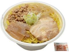 セブン-イレブン すみれ監修 札幌濃厚味噌ラーメン