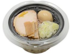 セブン-イレブン とみ田監修 濃厚豚骨魚介 味玉冷しつけ麺