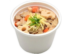 セブン-イレブン 根菜たっぷり!10品目の生姜スープ