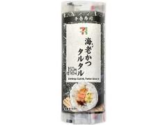 セブン-イレブン 手巻寿司 海老かつタルタル
