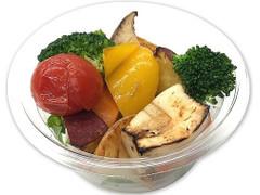 セブン-イレブン 旨塩仕立て カラフル焼き野菜の冷製サラダ