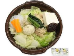 セブン-イレブン 1/2日分の野菜!博多水炊き