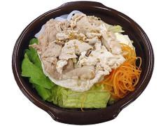 セブン-イレブン ごまポン酢豚しゃぶ鍋広島県産豚使用