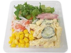 セブン-イレブン マカロニと香り箱の生野菜サラダ