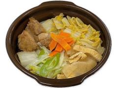 セブン-イレブン だしの旨み広がる 白菜と鶏肉の味噌鍋