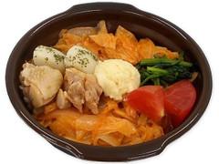 セブン-イレブン 1日分の野菜 とろ~りチーズのトマト鍋