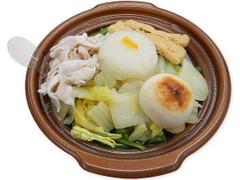 セブン-イレブン 聖護院大根とみぶ菜のほっこりみぞれ鍋