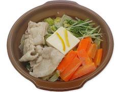 セブン-イレブン ♪1/2日分野菜ゆず塩豚しゃぶ鍋