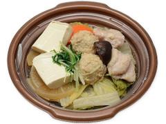 セブン-イレブン 1/2日分の野菜!鶏ちゃんこ鍋