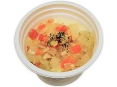セブン-イレブン カップスープ クラムチャウダー