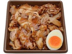 セブン-イレブン 甘辛ダレで食べる鶏めし