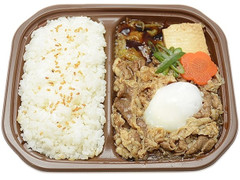セブン-イレブン お肉たっぷり特製牛すき焼き弁当