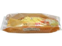 セブン-イレブン あふれるチーズのチリドッグ