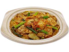 セブン-イレブン 香ばし鉄鍋炒めの旨辛豚キムチ