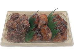 セブン-イレブン 焼物三種盛 砂肝&炭火焼鳥&豚モツ味噌焼