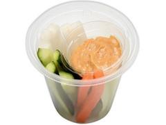 セブン-イレブン 味噌マヨネーズで食べる!野菜スティック