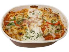 セブン-イレブン とろーりチーズとトマトソースの焼パスタ