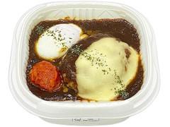 セブン-イレブン モッツァレラソースのロコモコ丼